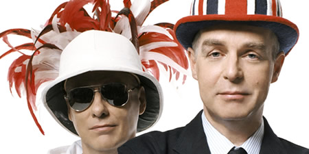 Pet Shop Boys Dates 2011