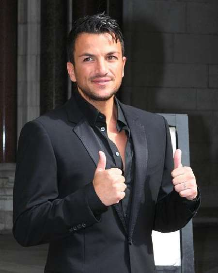 Peter Andre 2011