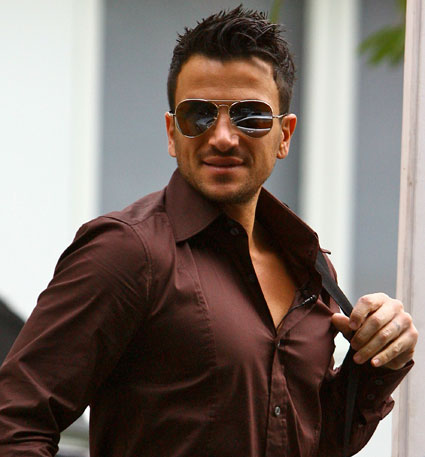 Peter Andre 2011 Dates