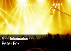Peter Fox Dates 2011