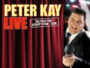 2011 Peter Kay Tour Dates