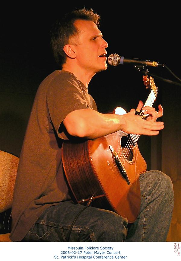 Peter Mayer Saint Louis