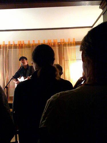 Concert Peter Mulvey