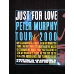 Peter Murphy Chicago Tickets