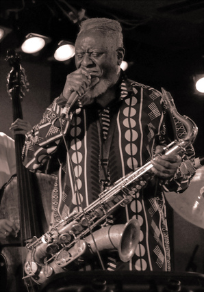 Pharoah Sanders Dates Tour 2011