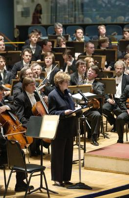 Philharmonia Of The Nations Concert