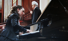 Concert Piano Contest Finals