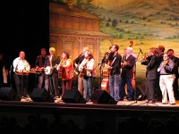 Concert Pickin A Bluegrass All Star Jam