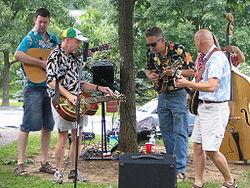 Pickin A Bluegrass All Star Jam Raleigh