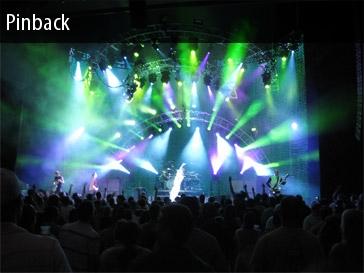 Pinback Concert