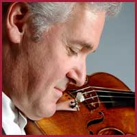 Pinchas Zukerman Seattle WA