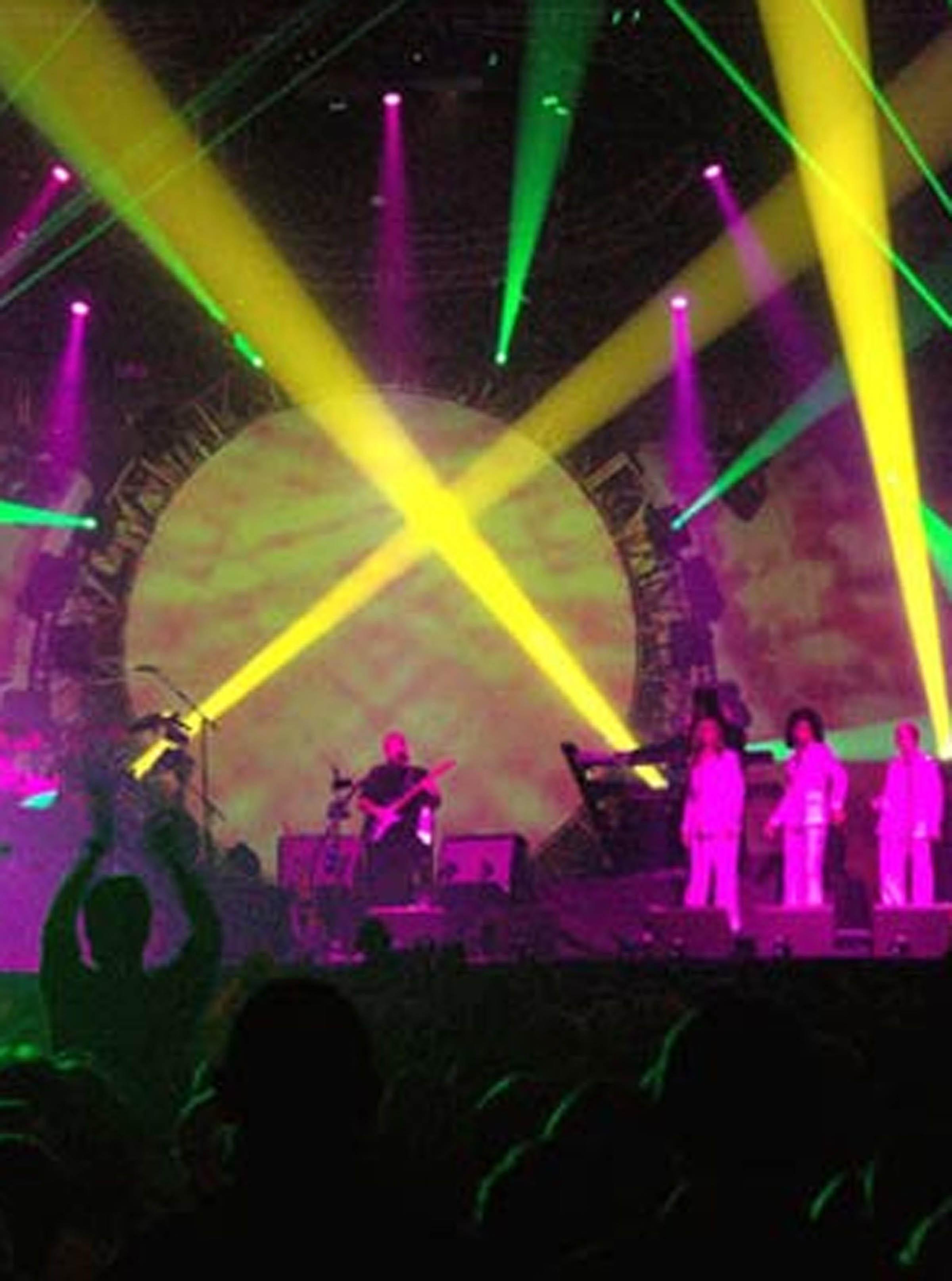 Show Pink Floyd 2011