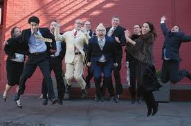 Pink Martini Show Tickets