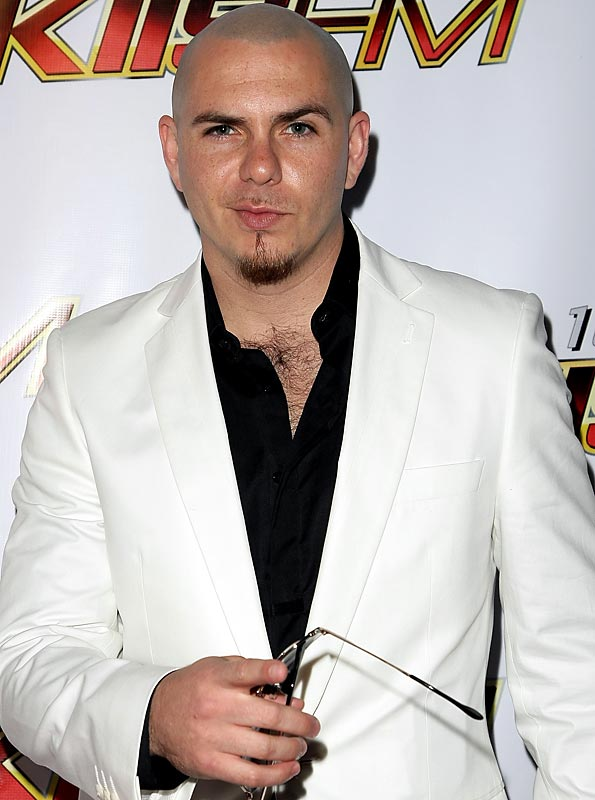 2011 Pitbull Show