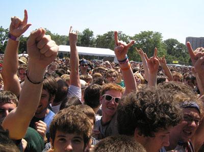 Concert Pitchfork Music Festival
