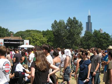 Pitchfork Music Festival Chicago Tickets