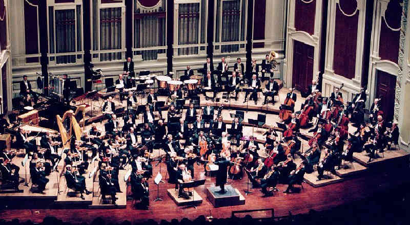 Pittsburgh Symphony Orchestra New York