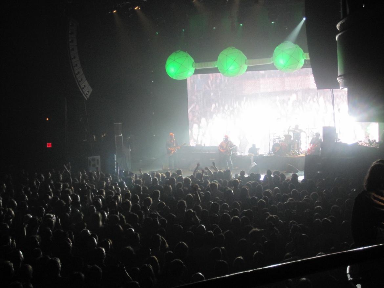 2011 Pixies Show