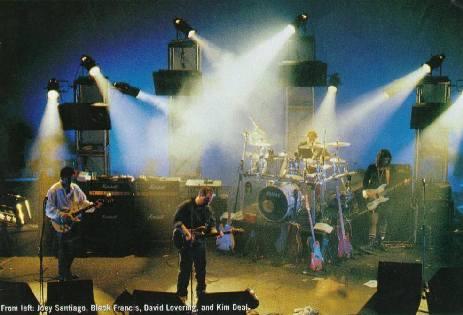Pixies 2011