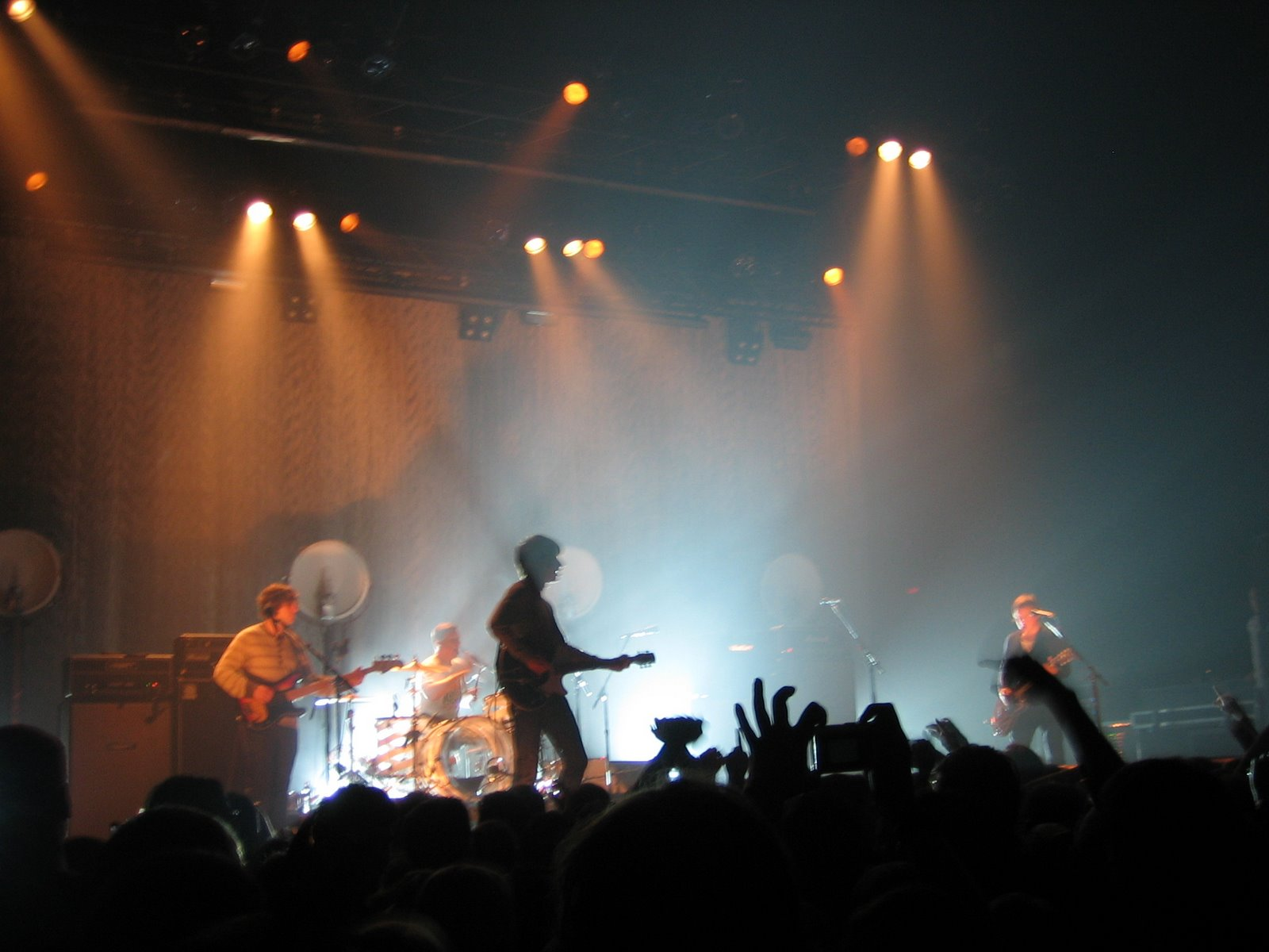 2011 Show Placebo