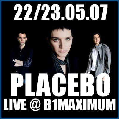 Show Placebo 2011