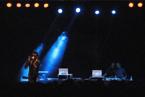 Planet Funk Concert
