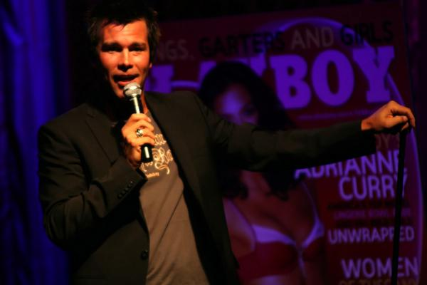 Playboy Comedy Show 2011