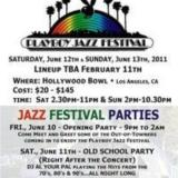 2011 Tour Playboy Jazz Festival Dates