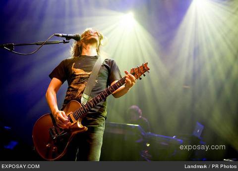 Porcupine Tree Show 2011