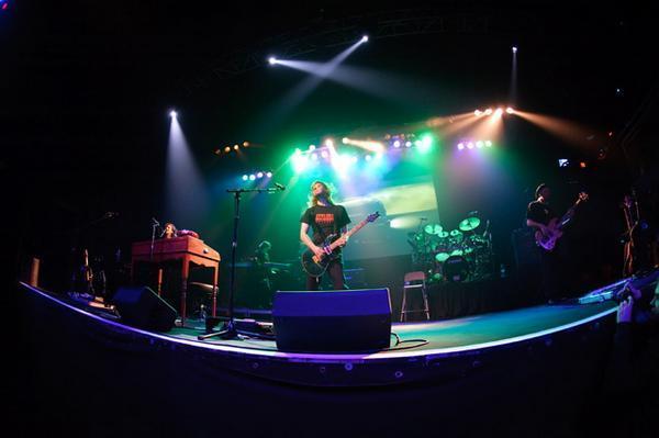 Show Porcupine Tree 2011