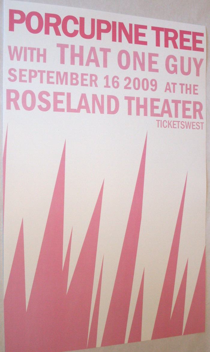 Tickets Porcupine Tree