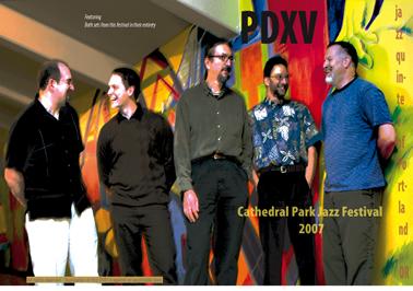 2011 Show Portland Jazz Festival
