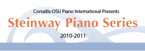 Portland Piano International Newmark Theatre Tickets