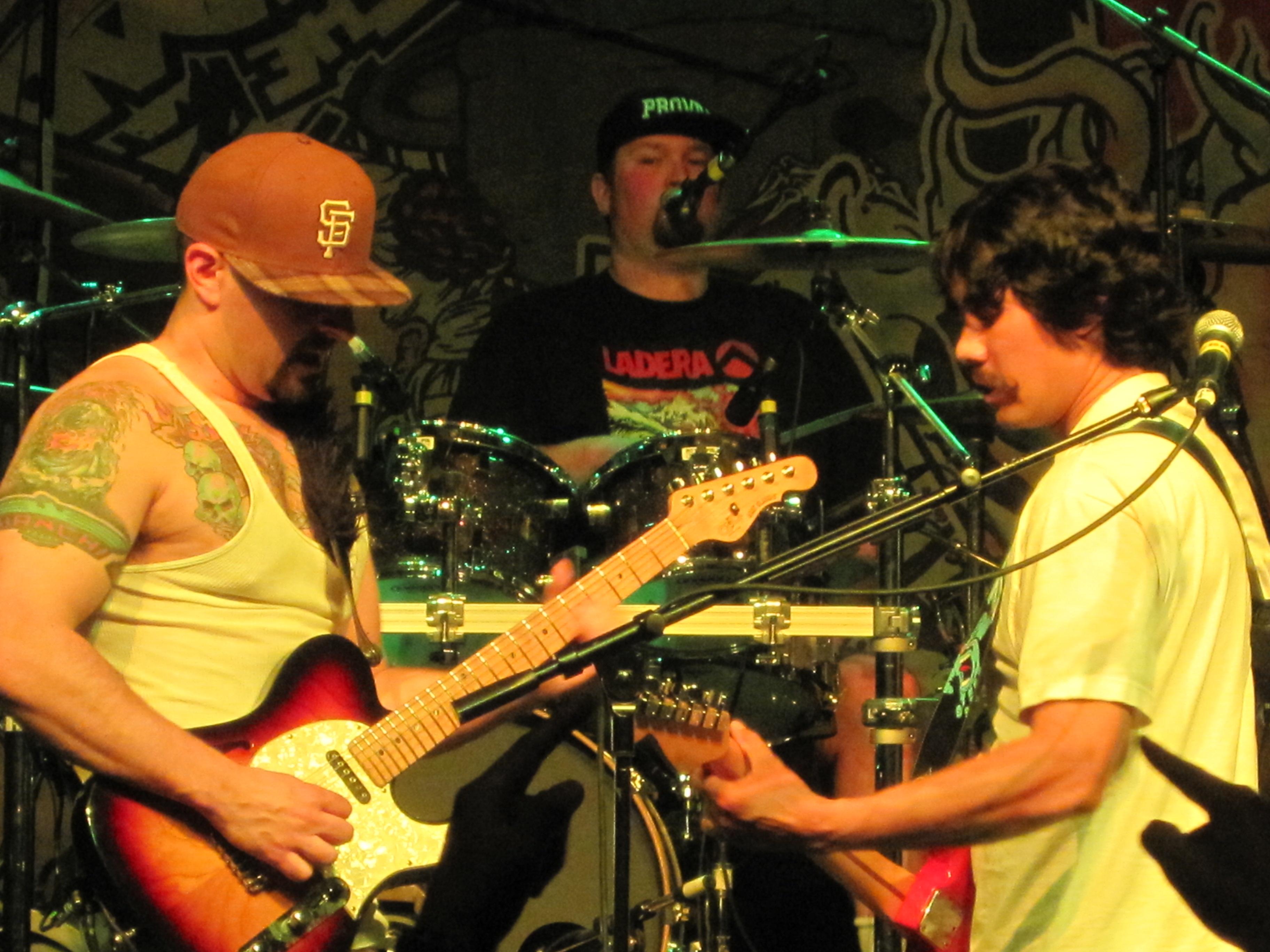 2011 Show Posh Army