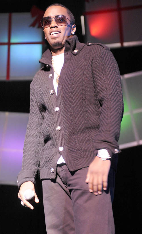 2011 Power 106 Holiday Concert Show