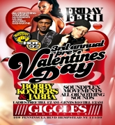 Tour Pre Valentine S Day Extravaganza Dates 2011