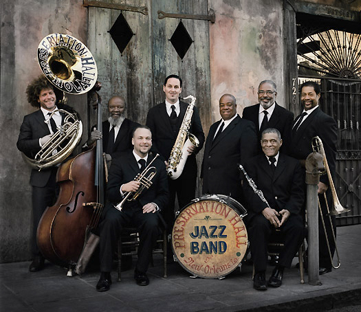 Concert Preservation Hall Jazz Band