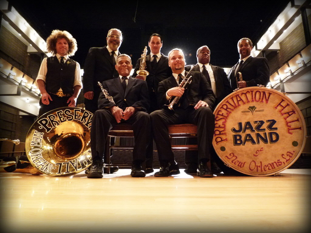 Preservation Hall Tour