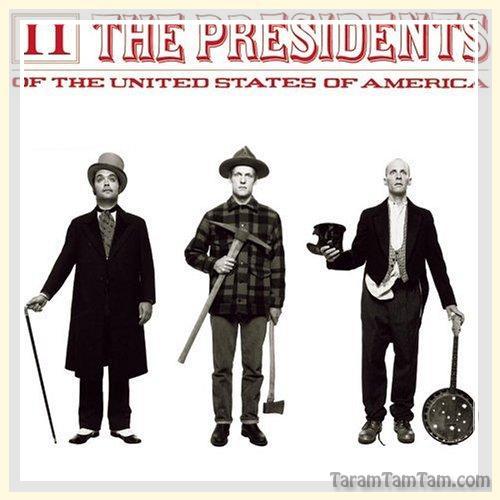 Presidents Of The United States New York NY