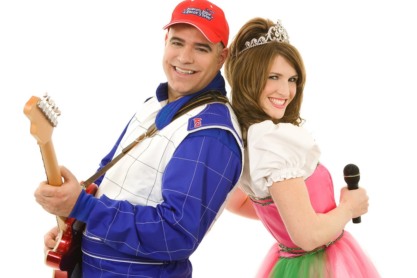 Princess Katie And Racer Steve Durham Performing Arts Center