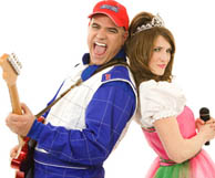 Princess Katie And Racer Steve Tickets Detroit