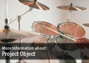 Concert Project Object