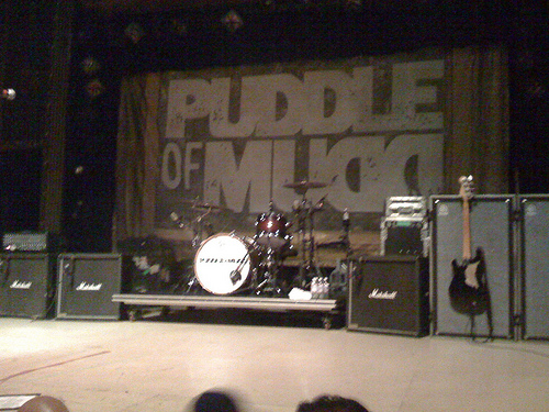 Puddle Of Mudd 2011