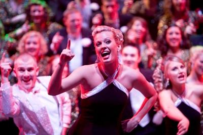 Concert Purdue Christmas Show