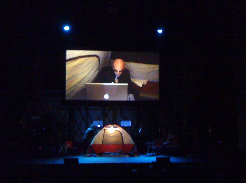 Puscifer Show 2011