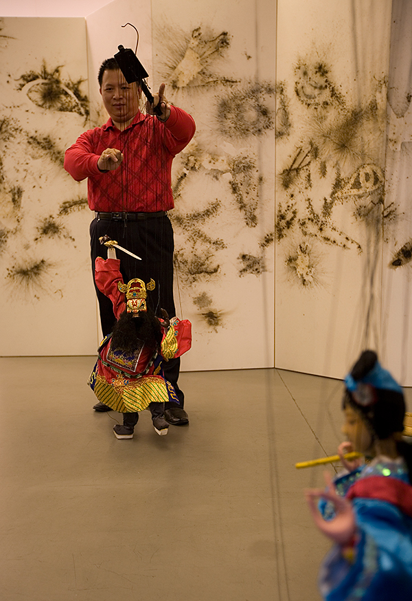 2011 Quanzhou Marionette Theater Show