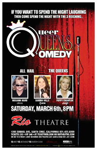 Queer Queens Of Comedy Birchmere Music Hall Tickets