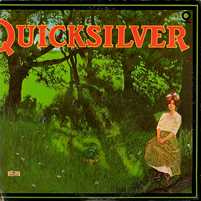 Quicksilver Messenger Service New York