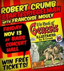 R Crumb Show 2011