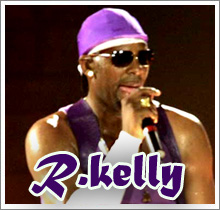 R Kelly Los Angeles